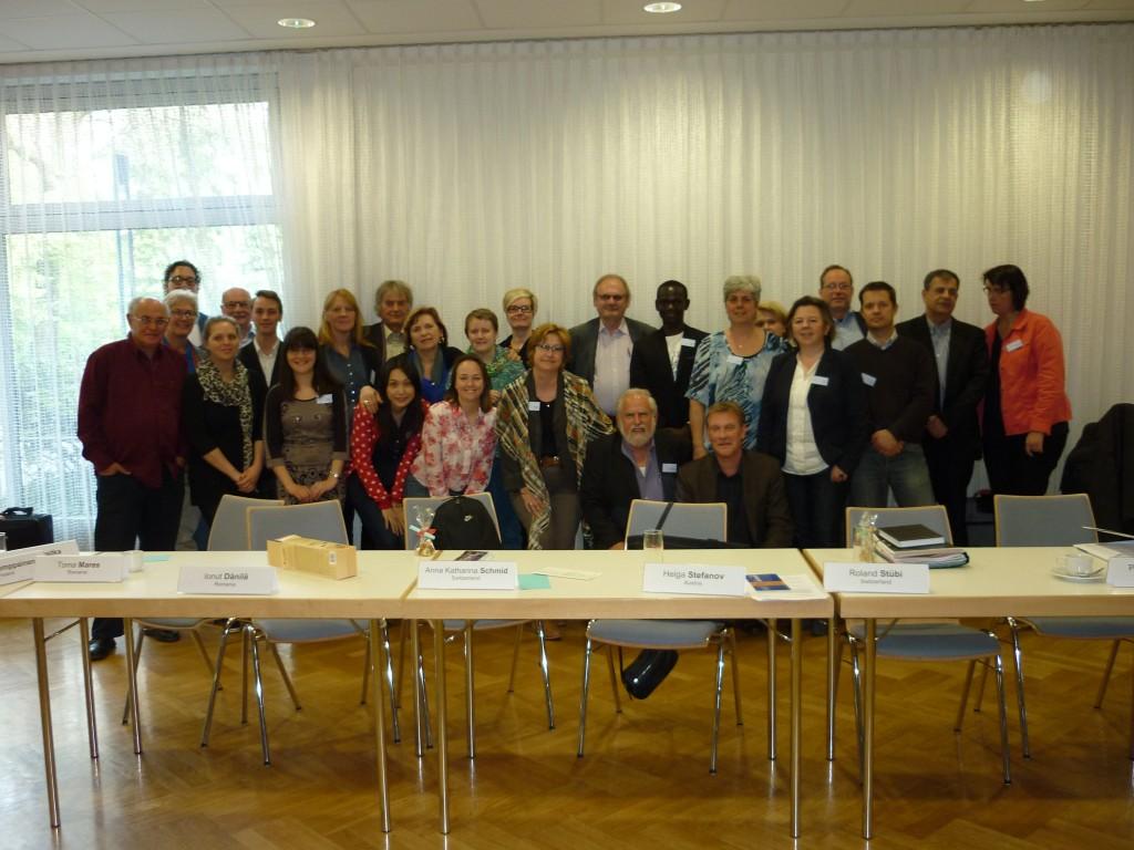 Federal Council of FICE Inter April 2014 Frankfurt