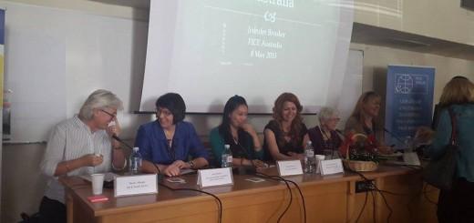 FICE eksperti sa 5 kontineta predstavili primere dobre prakse brige o deci 8.maja na FPN
